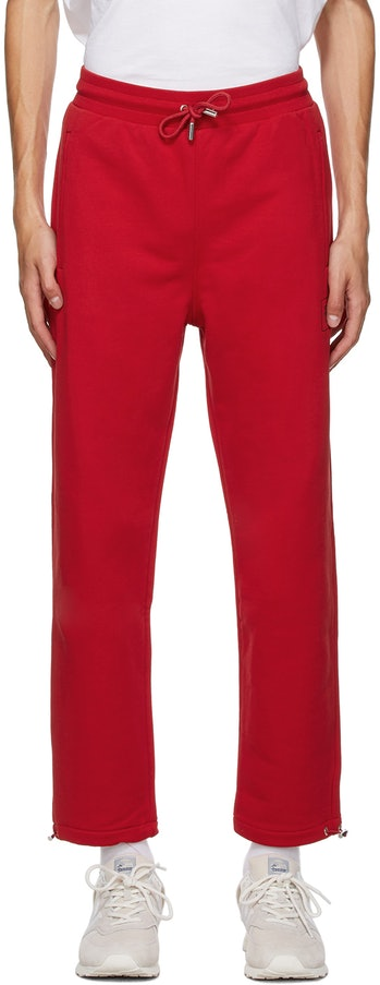 Opening Ceremony Red Box Logo Lounge Pant