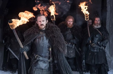 night's watch game of thrones