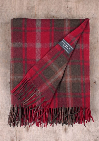 The Tartan Blanket Co. Recycled Wool Blanket