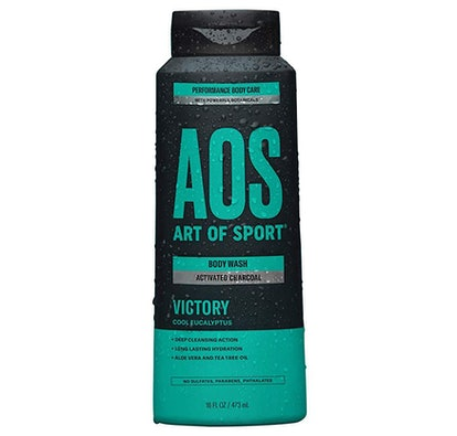 Art of Sport Activated Charcoal Body Wash