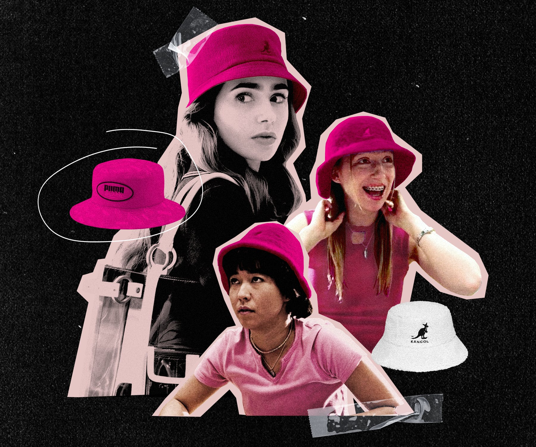 The Bucket Hat S Comeback And Enduring Appeal In Pop Culture