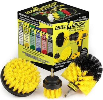 Useful Products Drill Brush Attachment (3 Pieces)