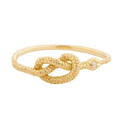 Victorian Serpent Necklace