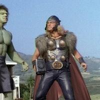 Incredible Hulk Returns (1988) review: We get Thor. That's something.