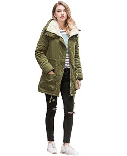 ACE SHOCK Winter Coat
