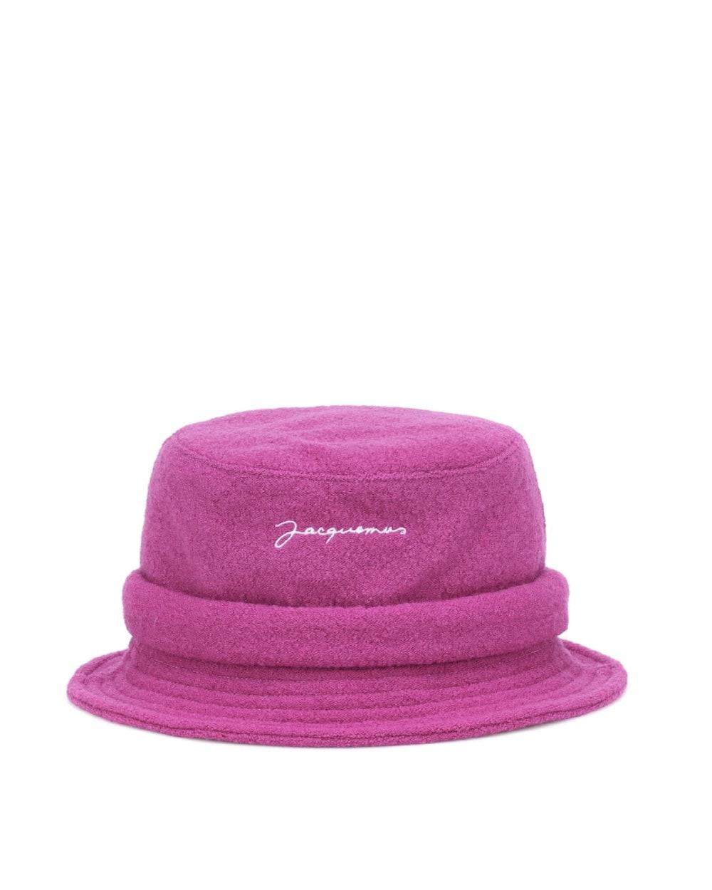 Le Bob Jacquemus Wool Bucket Hat