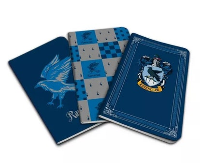 Harry Potter: Ravenclaw Pocket Notebook Collection (Set of 3)