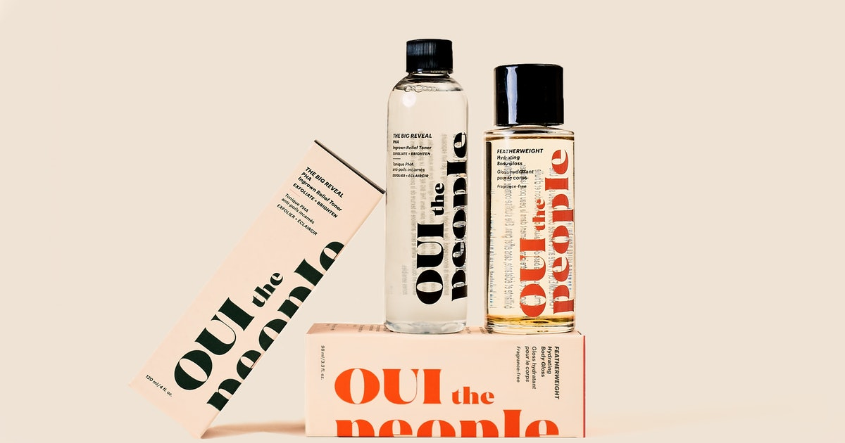 Oui The People's New Launch Makes A Case For All-Over Toner