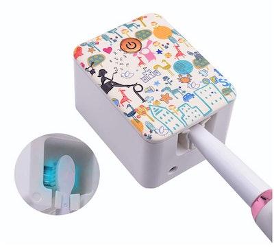 SARMOCARE Toothbrush Sanitizer