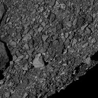 NASA's OSIRIS-REx mission just snagged a sample from Bennu