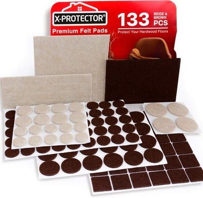X-PROTECTOR Furniture Protection Pads (133-Pieces)