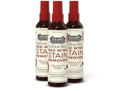 Emergency Stain Rescue Chateau Spill Red Wine Stain Remover (3-Pack)