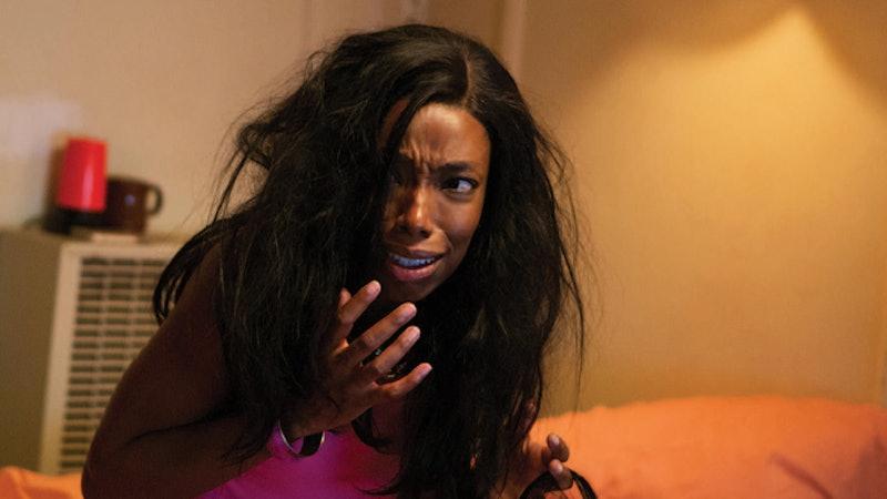 Elle Lorraine in Hulu's 'Bad Hair.'