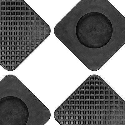 Steadylizer Anti-Vibration Washing Machine Pads (4-Pack)