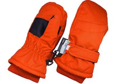 Zelda Matilda Children's Thinsulate Waterproof Gloves