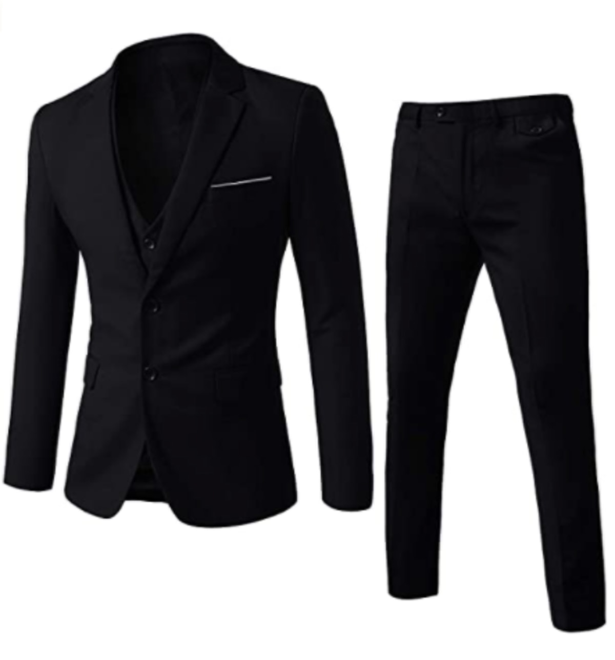 Ween Charm Black Suit