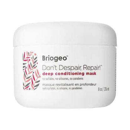 Don't Despair, Repair! Deep Conditioning Hair Mask
