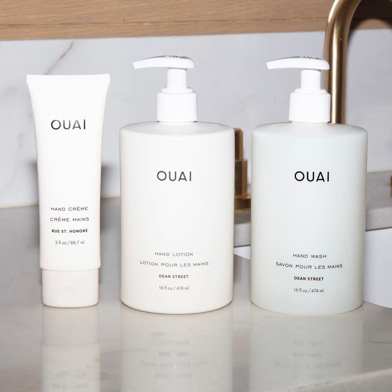OUAI just launched three products in a hand care line.
