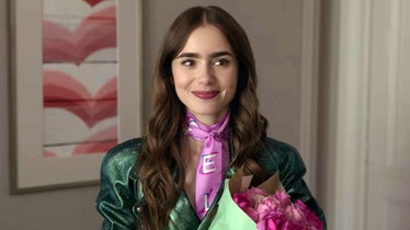 Emily in Parais, Lily Collins