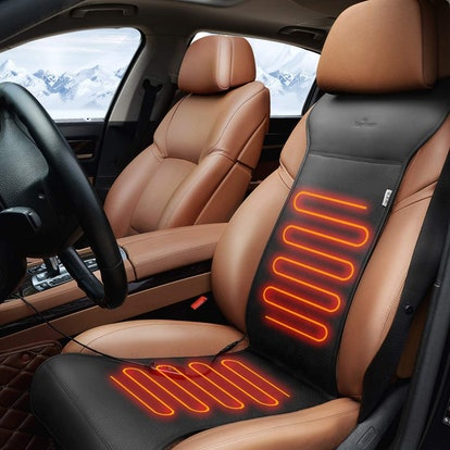 KINGLETING Heated Seat Cover