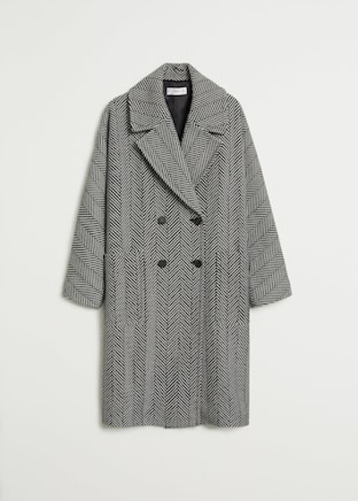 Cross coat