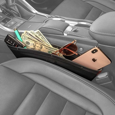 Lusso Gear Car Seat Gap Filler (2-Pack)
