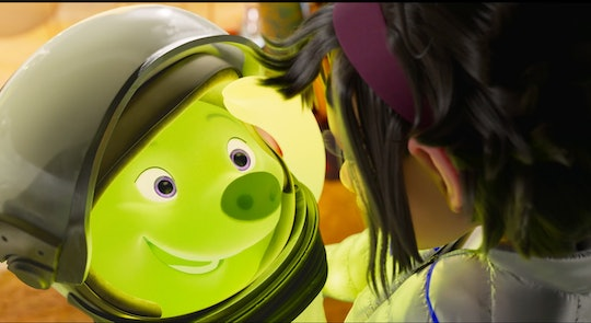 "Netflix's new movie ""Over The Moon"" stars a blob named Gobi who your kids are sure to love."