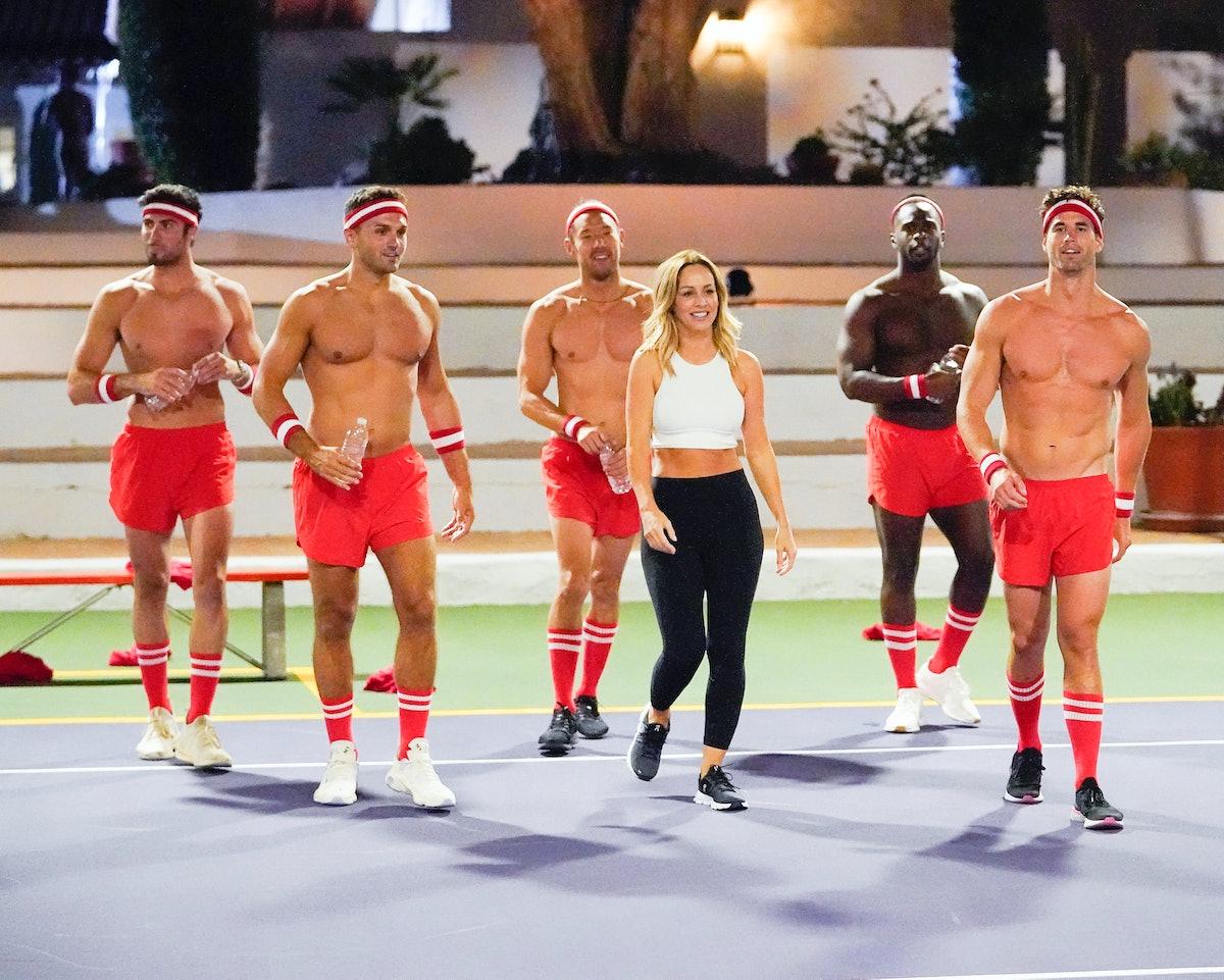 Clare's Strip Dodgeball 'Bachelorette' Date