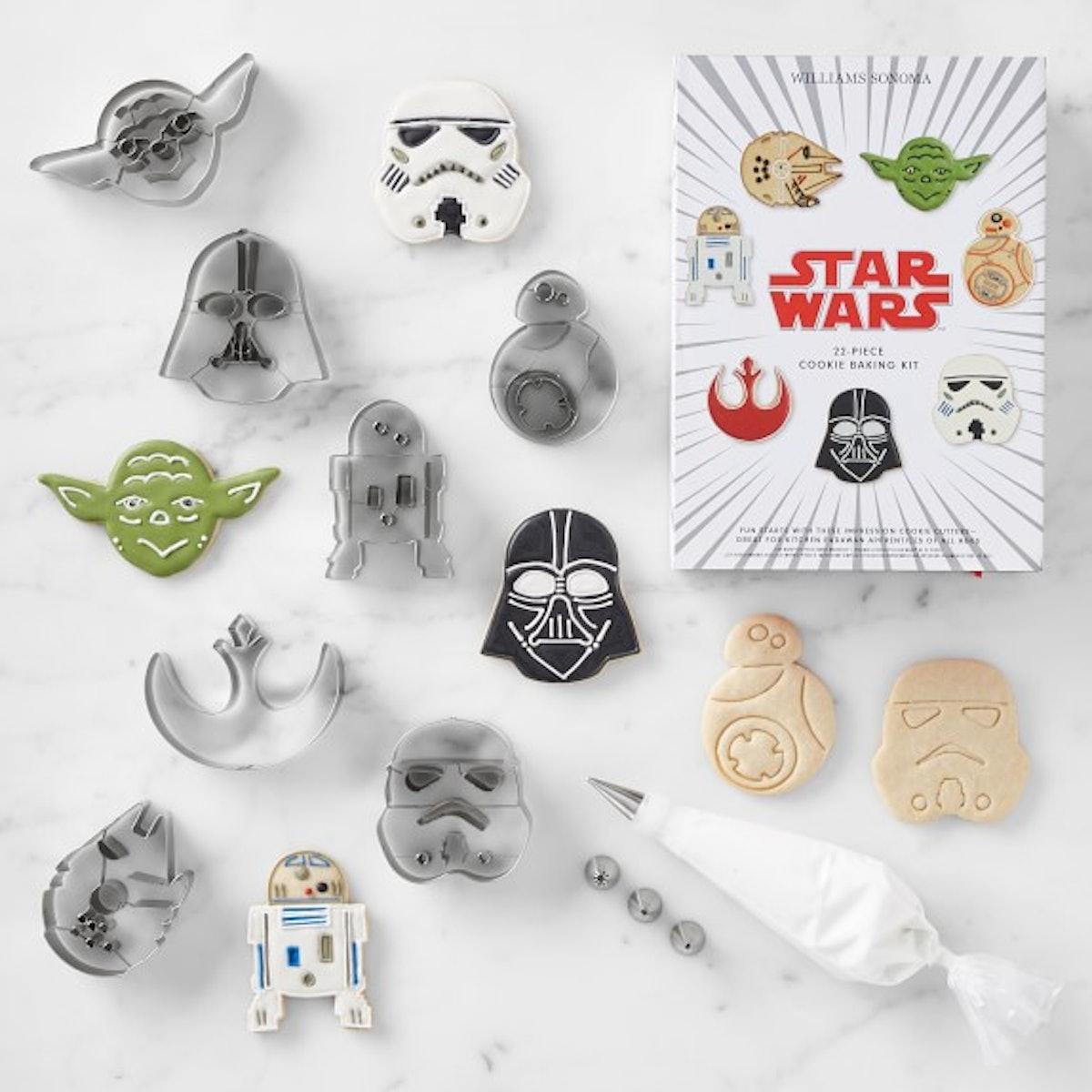 Star Wars™ Boxed Cookie Kit
