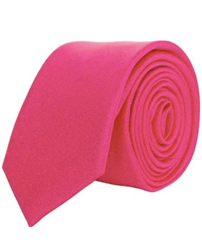 JNJSTELLA Skinny Necktie