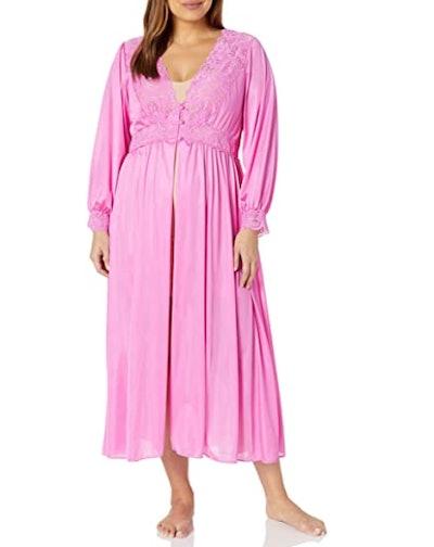 Shadowline Plus-Size Robe