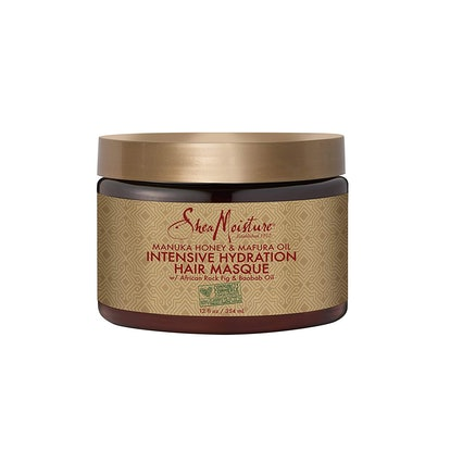 Manuka Honey & Marfura Oil Hydration Intensive Masque Hair Treatment