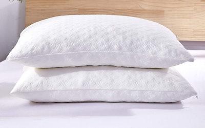 Dreaming Wapiti Shredded Memory Foam Pillows (2-Pack)