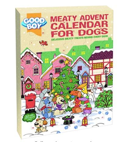 GoodBoy Pawsley Meaty Treats Advent Calendar for Dogs