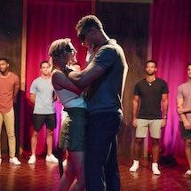 Clare Crawley & Dale Moss on 'The Bachelorette' via ABC's press site
