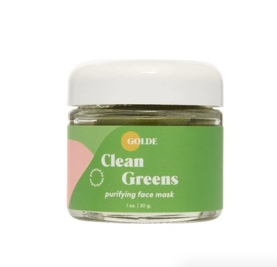 Clean Greens Purifying Face Mask