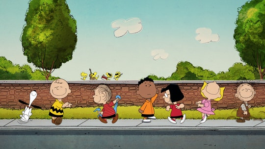 The first Charlie Brown Peanuts special aired in 1965.