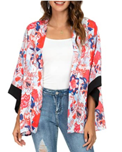 Tribear Kimono Cardigan