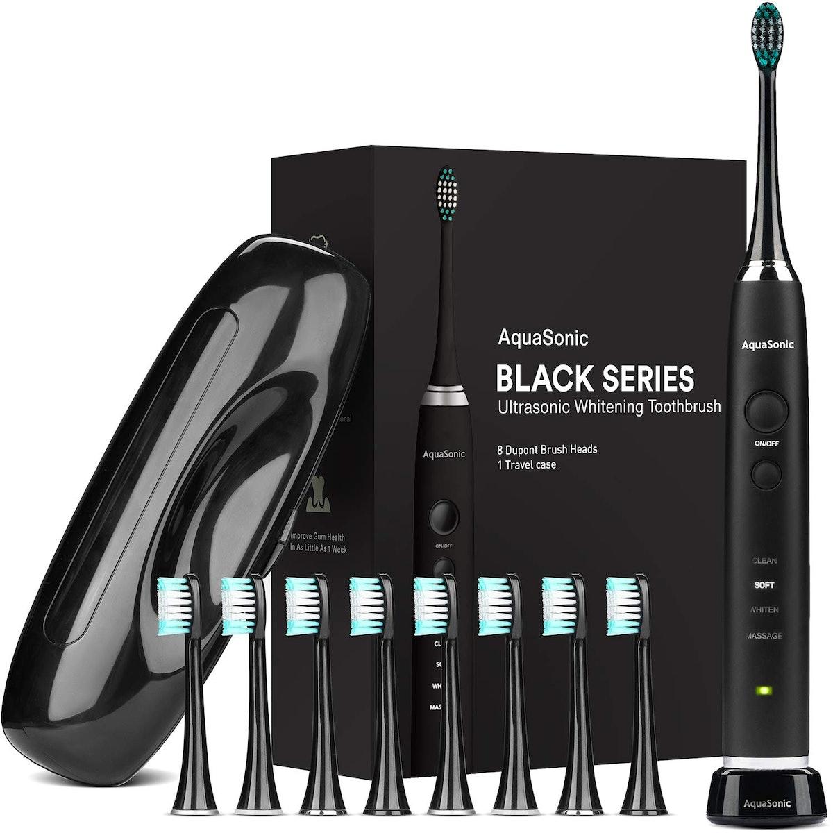 AquaSonic Ultra Whitening Toothbrush