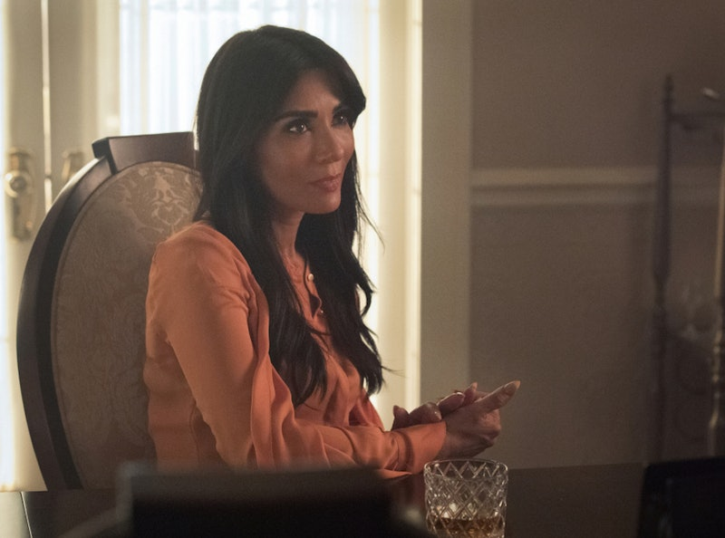 "Marisol Nichols as Hermione Lodge in ""Riverdale"""