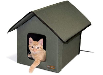 K&H Pet Products Outdoor Cat Shelter
