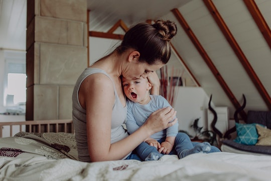 Helping your baby sit up safely and effectively can be done with patience and pillows, experts say.