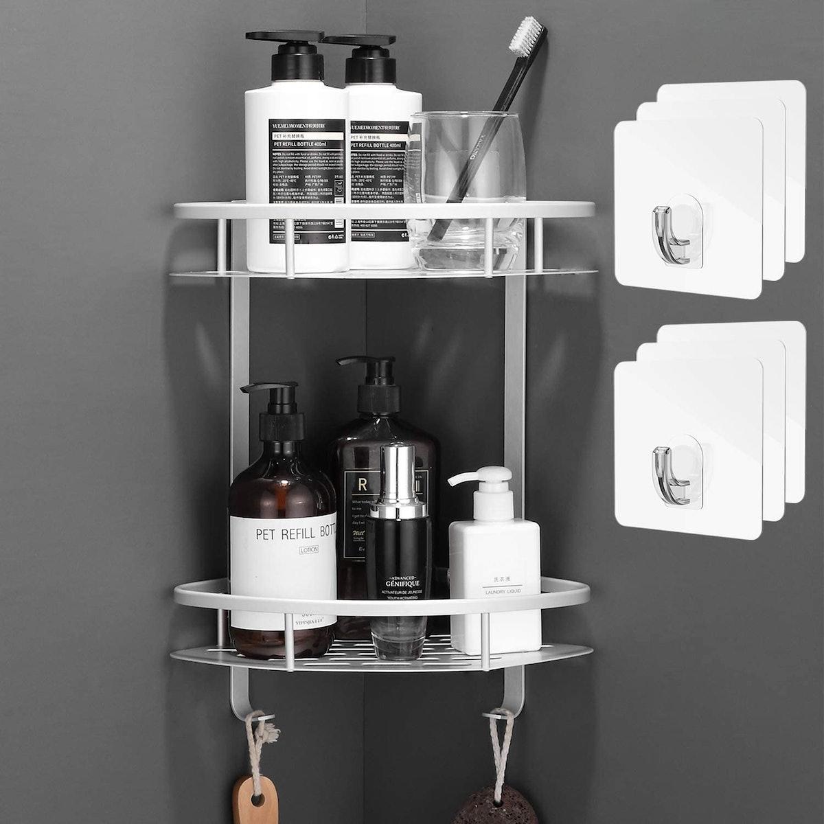 Flowmist Wall Mounted Shower Shelf