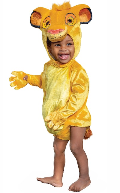 Lion King Infant Simba Costume