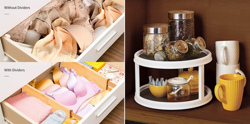 Tricks Professional Organizers Use To Declutter A Home