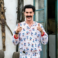 'Borat 2' review: The first great movie of the coronavirus era