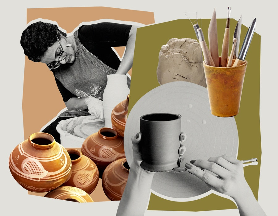 The Great Pottery Throw Down taught me that everything is never always in your control.