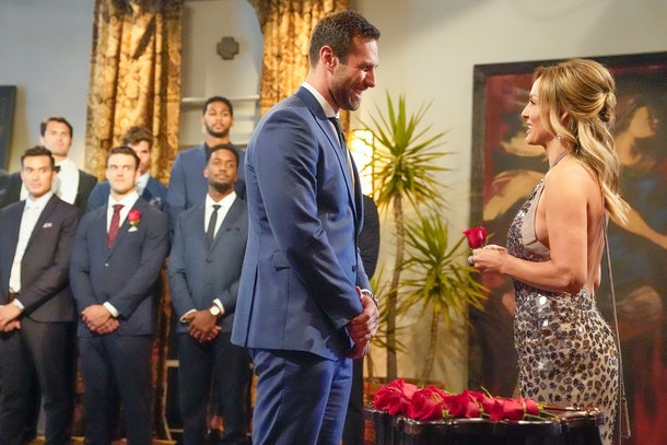 Jason and Clare on 'The Bachelorette'