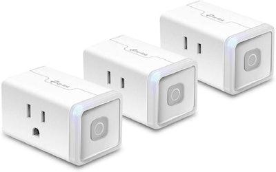 TP-Link Kasa Smart Plug (3-Pack)