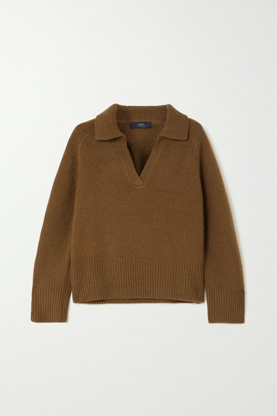 Clifton Cashmere Sweater
